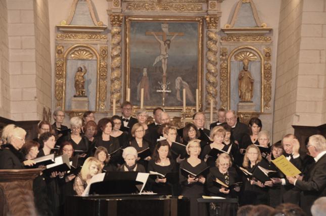 Concert 2017 à Saint-Ybard dans le 19