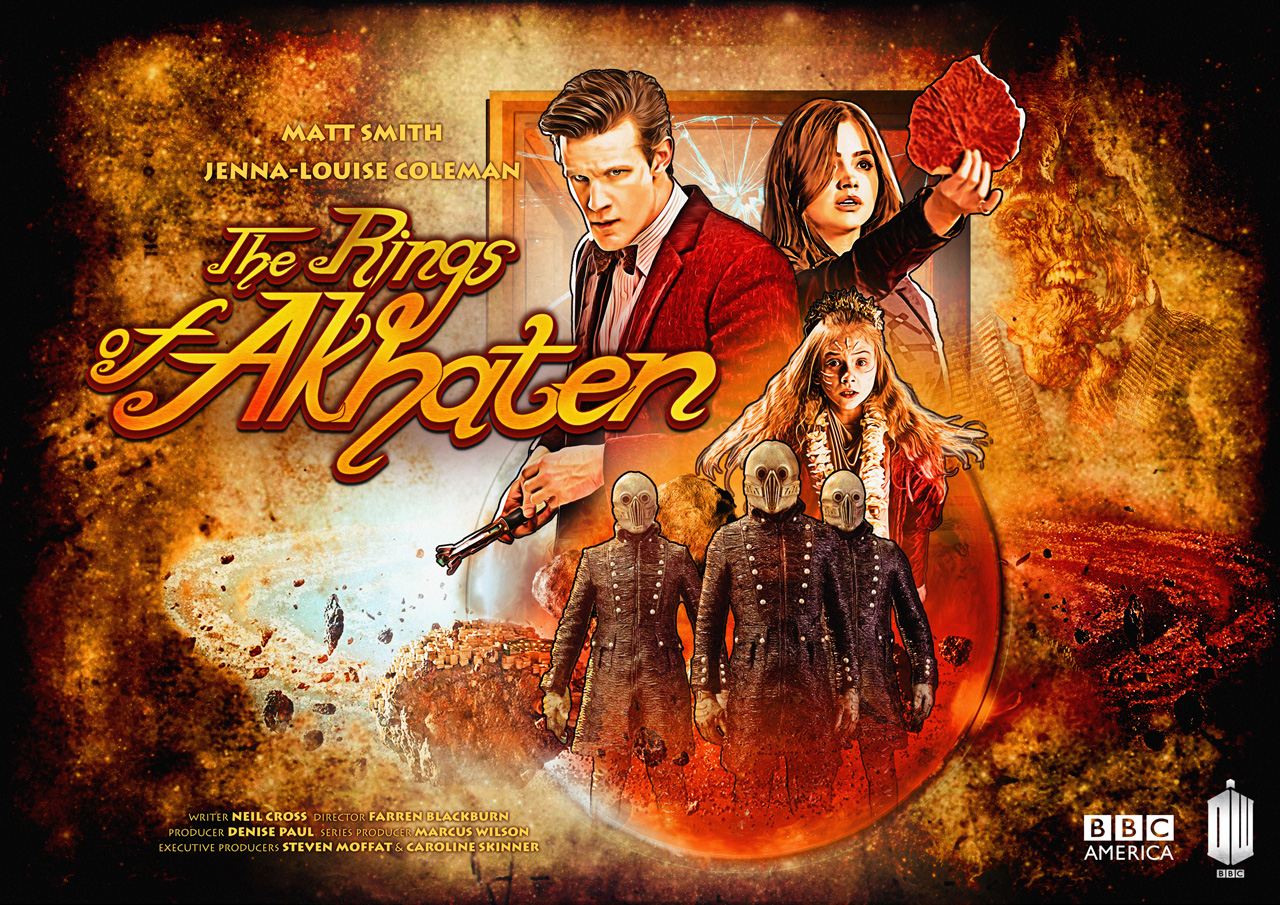 With less than 2 weeks to go until the 30th March premiere, BBC America has released a slew of information on the first 4 episodes of series 7 part 2.