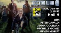 The official BBC America Doctor Who Twitter account has announced that the Doctor Who panel at this year's San Diego Comic-Con will be at 2:15 on Thurs 9th July in […]