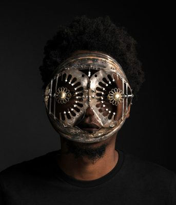 Material Insanity Mask by Zineb Andress Arraki