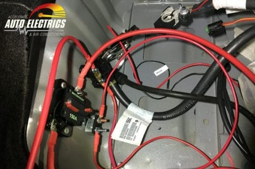 Jeep Seat Wiring