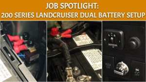 Dual Battery Systems Archives  Accelerate Auto Electrics