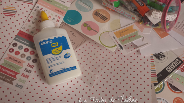 Giotto colle scrapbooking
