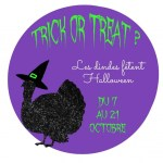{ Trick or Treat, les Dindes fêtent Halloween } Les gagnants !