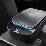 Pour un air plus sain en voiture, le purificateur d'air GoPure de Philips {test & avis}