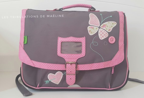 tanns cartable 2 ans