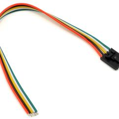 Molex Wiring Diagram Nissan Navara D40 Abs Fat Shark Diy 5p Camera Connector Cable