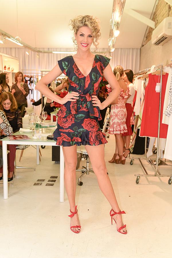 Ana Hickmann inaugura coleção de sua marca em São Paulo – A Mais ... 37a28ab020
