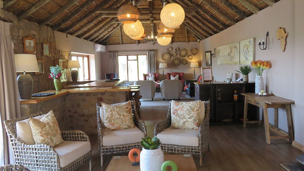 Woodbury Lodge Guest Lounge