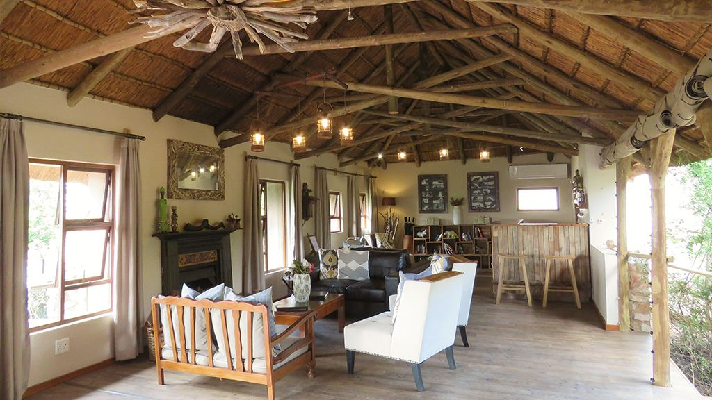 Woodbury Tented Camp Guest Lodge