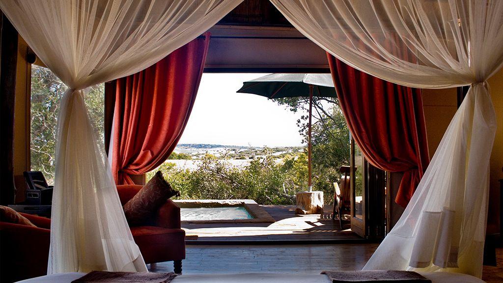 amakhala bush room views