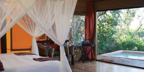 Amakhala 5-Star Accommodation Bush Lodge