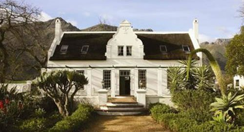12 DAY GARDEN ROUTE SAFARI PACKAGE FRANSCHHOEK – BASSE PROVENCE GUESTHOUSE