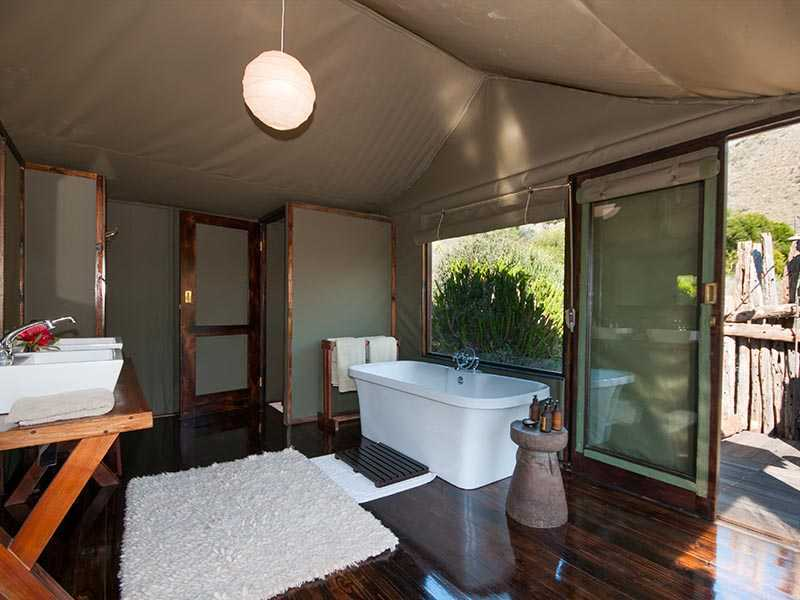 Hillsnek Safari   Accommodation   Bathroom Interior