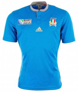 Italy Home Kit RWC 2015