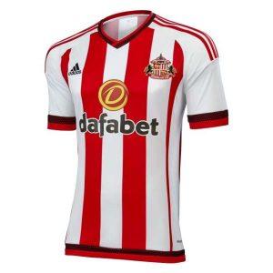 Maglia Sunderland Home 2015-2016