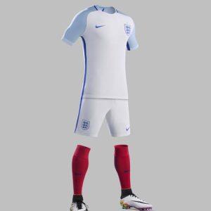 Inghilterra, maglia 2016 di Nike (1)