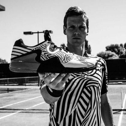 Roland Garros 2016, adidas Y-3: Berdych (1)