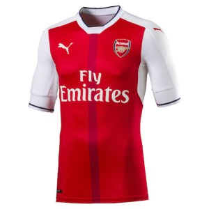 Maglia Arsenal Home Kit 2016-2017 front