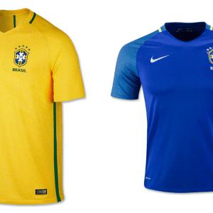 Copa America 2016 maglia Brasile