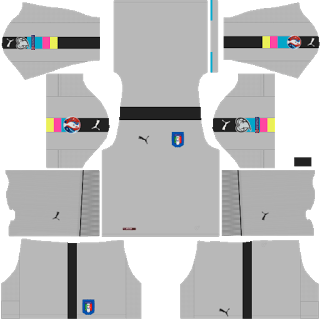 euro 2016 goalkeeper kit italy