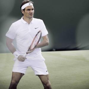 Abbigliamento tennis Roger Federer Wimbledon 2016