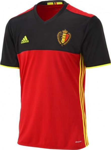 maglia Belgio nazionali