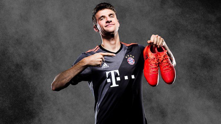 Maglia Bayern Monaco 2016-2017 away kit