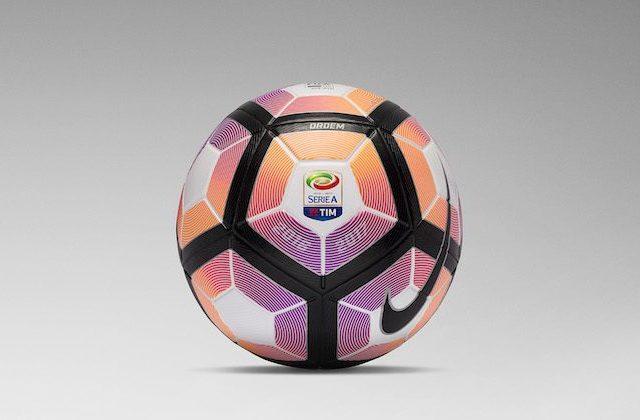 serie a 2016 2017 maglie e pallone ufficiali