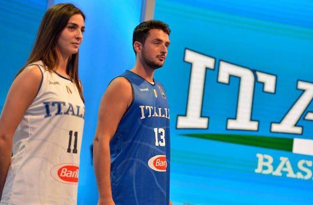 divisa nazionale italiana pallacanestro 2017