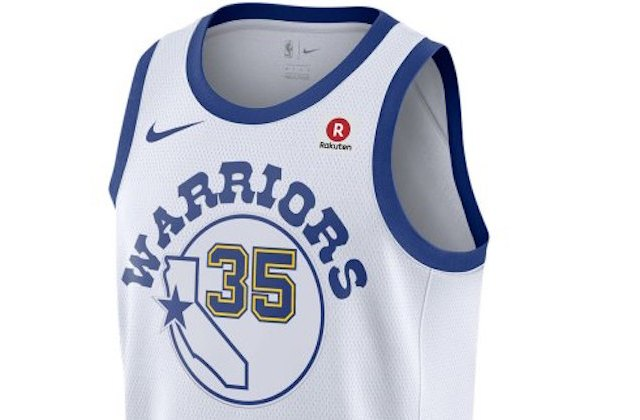 maglia classic Warriors 2017-2018