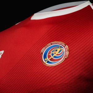 mondiali 2018 maglia Costarica New Balance
