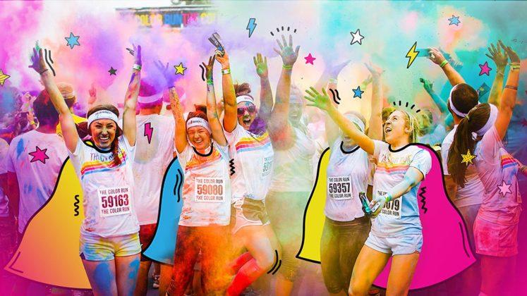 date, prezzi, info Color Run 2018