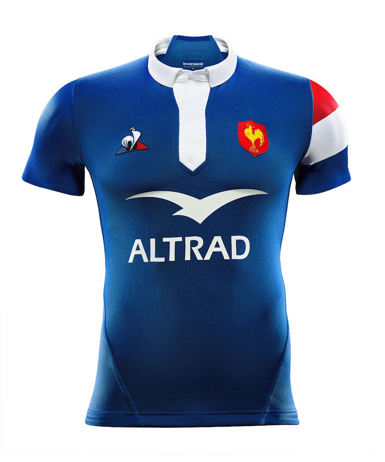 maglia rugby nazionale francese 2018 2019