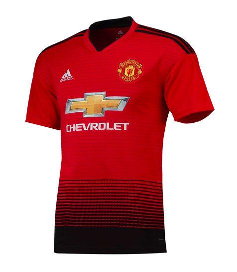 Seconda Maglia Manchester United prima