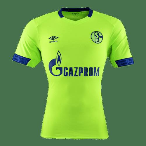 Terza Maglia FC Schalke 04 vesti