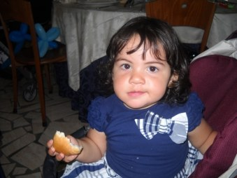 this is luisa, my niece
