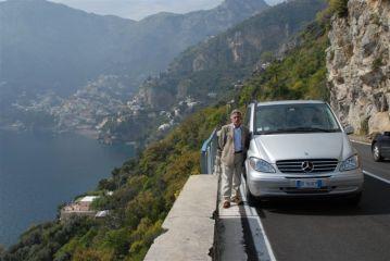 this is me on the amalfi coast