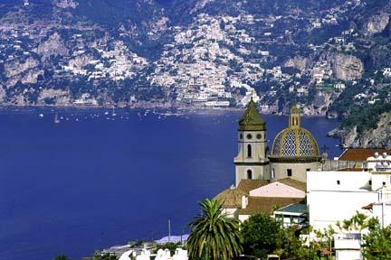 Villa Casa La Terrazza Praiano Amalfi Coast