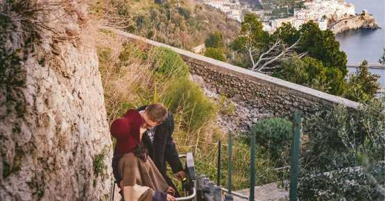 Last Minute Amalfi -- Amalfi Holiday House Le Palme