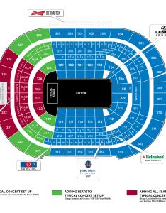 Concerts  events seating map also charts amalie arena rh amaliearena