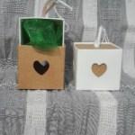 bomboniere doppia scatolina
