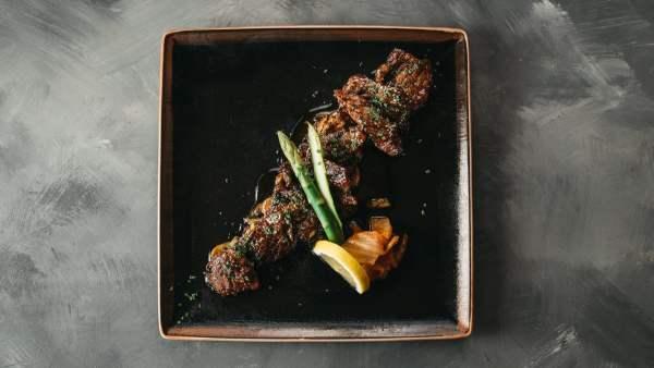 Amami Sushi Beef Tenderloine