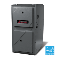 Energy Efficient AMEC96 Two-Stage Gas Furnace From Amana