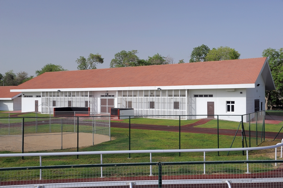 World Cup Quarantine Stables for Extension for Meydan at Nad Al Sheba