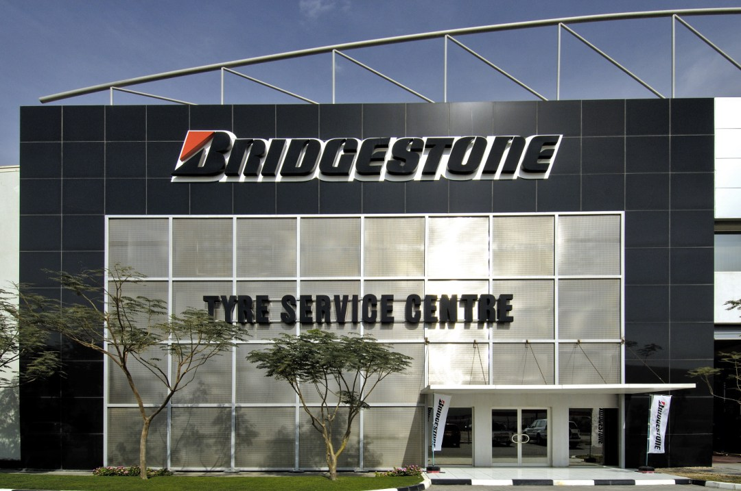Logistics Center (Phase 1) for Bridgestone Middle East at Jebel Ali Free Zone