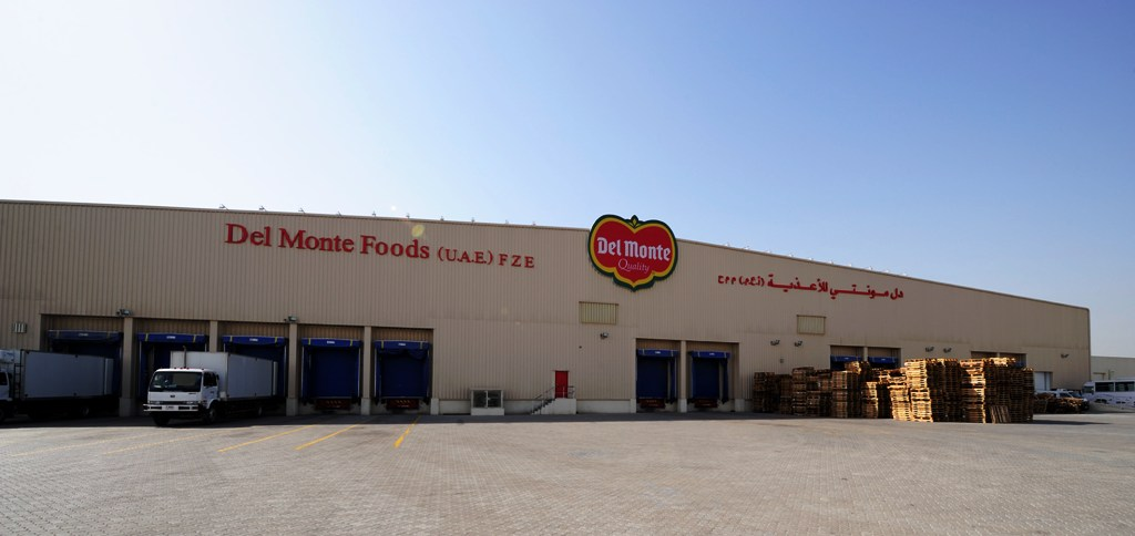 Factory and Offices for Del Monte Foods at Al Aweer