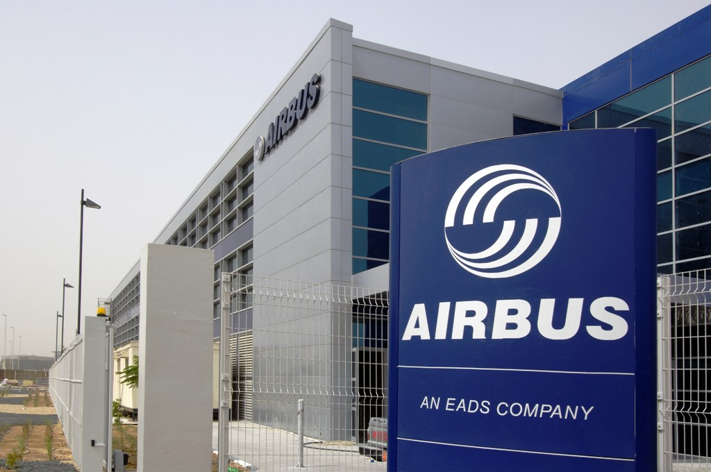 Spares and Repair Center for Airbus at Dubai Airport Free Zone