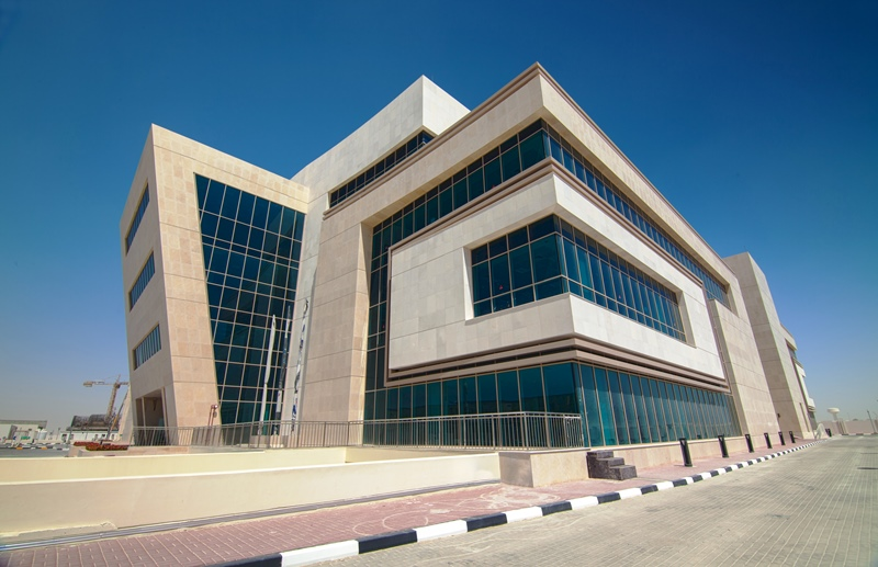 Technical & Customer Care Building for Ooredoo at Abu Hamur