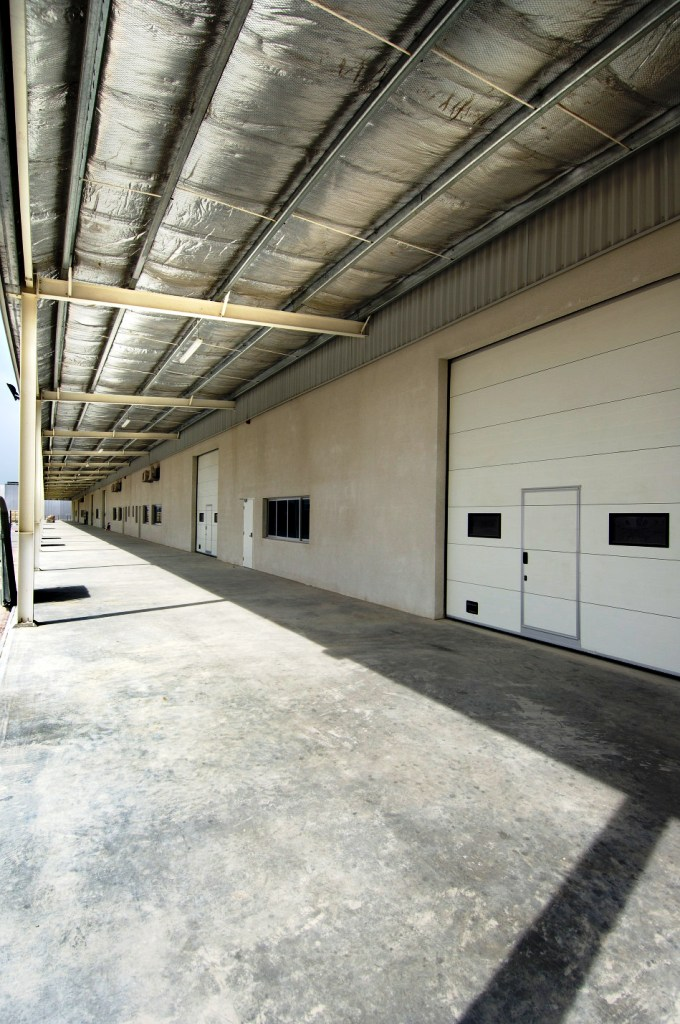 Chinamex Warehouses for Dubai Ports Authority at Jebel Ali Free Zone